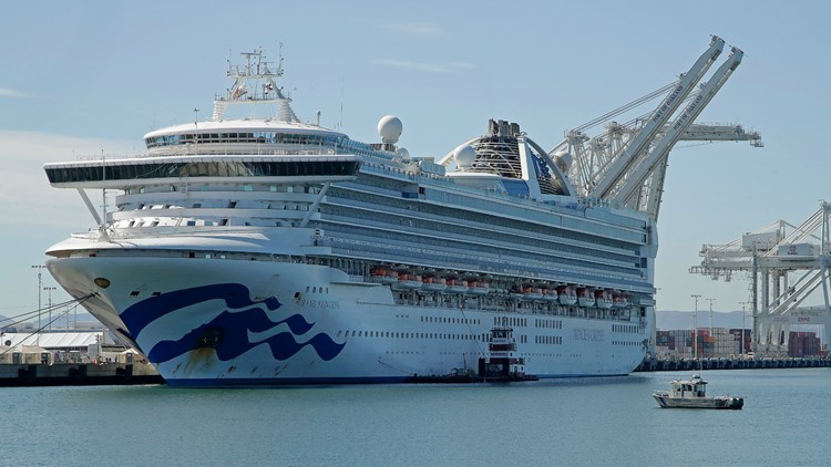 Floridians onboard coronavirus-stricken cruise ship will be accepted in state: governor