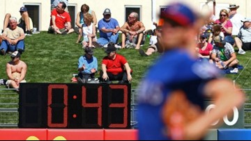 MLB to implement pitch clock for spring training games