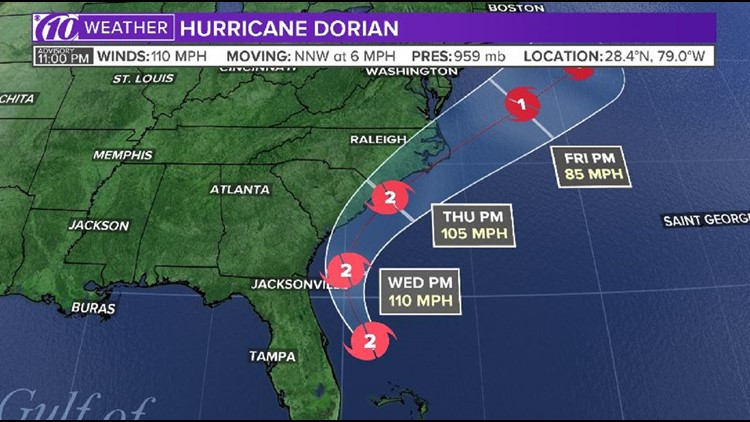 Live blog: Dorian's devastation in the Bahamas seen from the