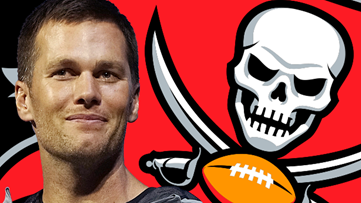 Tom Brady announces he is joining the Buccaneers