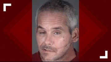 Florida man accused of beaning girlfriend in the face with burrito