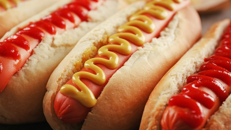 Is a hot dog a sandwich? Merriam-Webster says it is