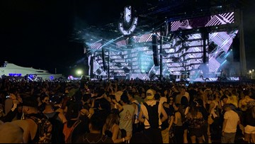 Ultra Music Festival 2019: Fire breaks out on day 1, thousands walk on highway to leave