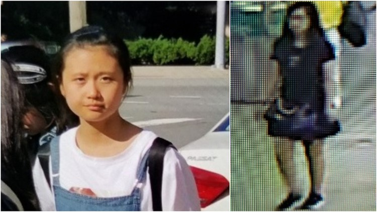 12-year-old girl at center of Amber Alert has been found
