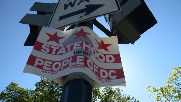 House passes bill to make DC the 51st state of the United States