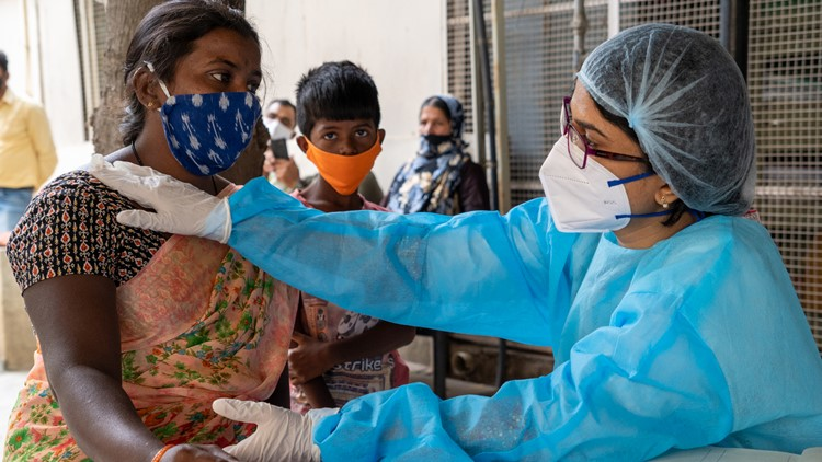 'You are always worried what will happen next' | San Antonio man shares grim reality of coronavirus outbreak ravaging India