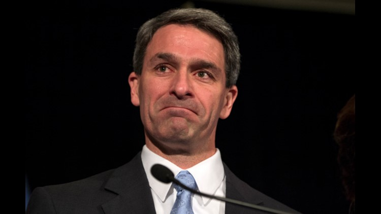 Former Virginia Attorney General Cuccinelli to join Trump Administration