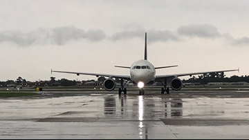 Flights resume through New Orleans airport after Hurricane Barry