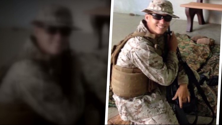 Fallen Marine's mom: A terrorist took my son's life, you took my trust