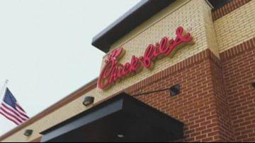 Chick-fil-A offering free meals to veterans on Veterans Day