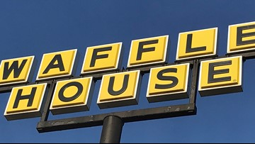 Waffle House closes more than 415 restaurants amid coronavirus concerns