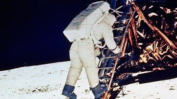 Why is man planning to return to the moon?