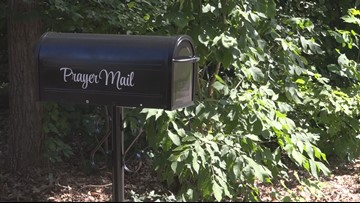 Michigan woman sets up 'prayer mailbox' for community members